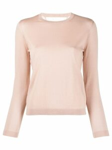 Red Valentino plain sweater - PINK