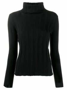 Philo-Sofie ribbed knit sweater - Black
