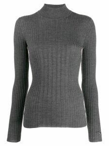 Etro fitted jumper - Grey