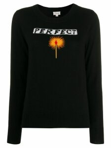 Temperley London Perfect Match jumper - Black
