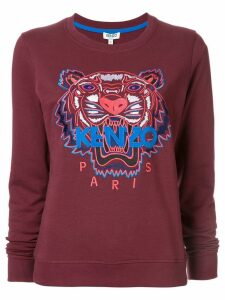Kenzo logo sweatshirt - PURPLE