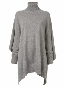 Maison Margiela turtleneck jumper - Grey