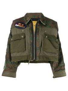 Diesel G-Anapay jacket - Green