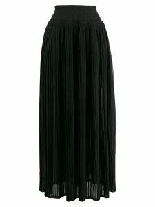 Diesel pleated skirt - Black