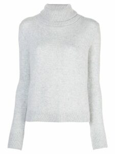 Brock Collection rollneck cashmere sweater - Grey