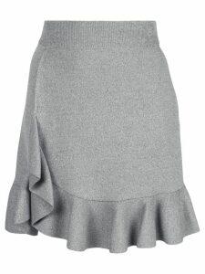 Altuzarra 'Ziggy' Knit Skirt - Grey
