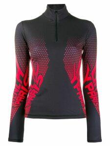 Givenchy zipped sweatshirt - Black