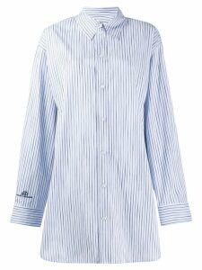 Marc Jacobs The Men's oversized shirt - Blue