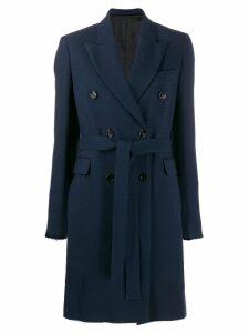 Golden Goose Miya blazer coat - Blue