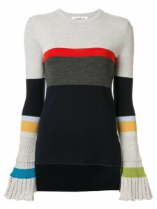 Enföld striped fine knit sweater - Multicolour