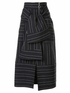 Acler Knightley skirt - Blue