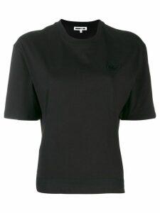 McQ Alexander McQueen Swallow embroidery T-shirt - Black