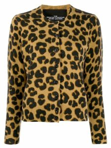 Marc Jacobs The Printed Cardigan - Neutrals