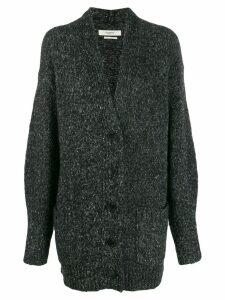 Isabel Marant Étoile chunky knit cardigan - Grey