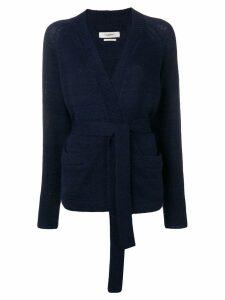 Isabel Marant Étoile wrap cardigan - Blue