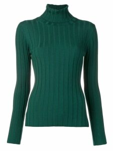 Aspesi turtle neck jumper - Green