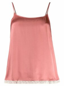 Semicouture tank top - PINK