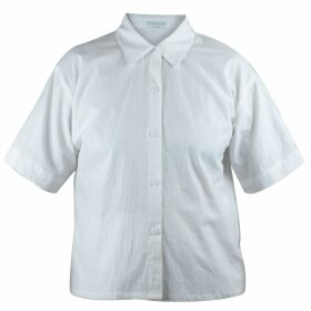 GISY - Linen Mini Shorts White