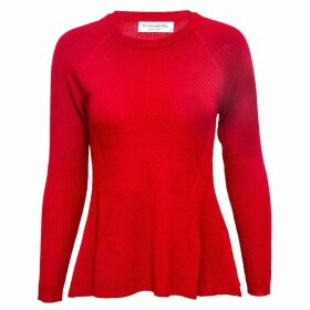 VHNY - Vhny Red Knit Sweater