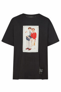 Marc Jacobs X Juergen Printed Cotton Tee