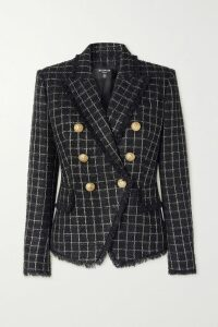 EQUIPMENT - Signature Satin-jacquard Shirt - Midnight blue
