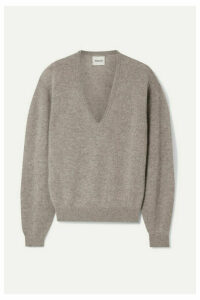 Khaite - Stretch-cashmere Sweater - Light brown