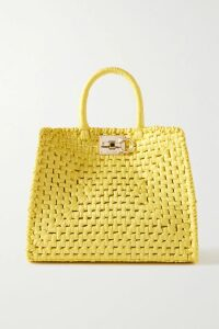 Prada - Cropped Paillette-embellished Wool And Cashmere-blend Sweater - Red