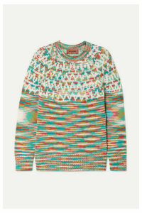 Missoni - Wool-blend Sweater - Green