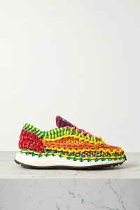 Missoni - Intarsia-knit Cardigan - Navy