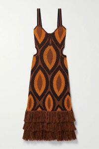 Maison Margiela - Bouclé Sweater - Blue