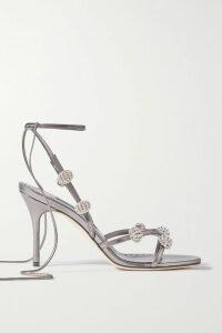 Paul & Joe - Floral-print Satin Maxi Dress - Pink