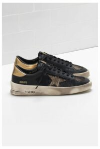 Golden Goose Sneakers Stardan Black Gold - EU40 Black