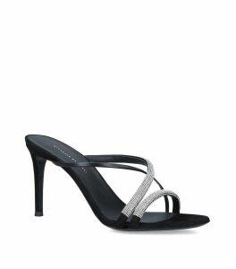 Leather Basic Sandals 85