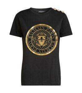 Medallion Logo T-Shirt