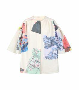 Takara Overshirt Blouse