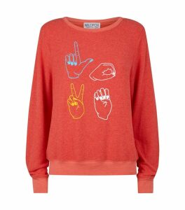 Love Signs Sweatshirt
