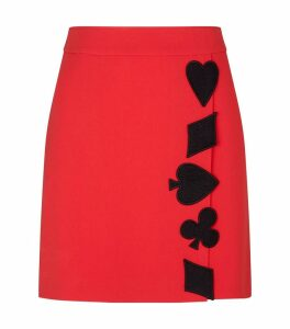 Playing Card Mini Skirt