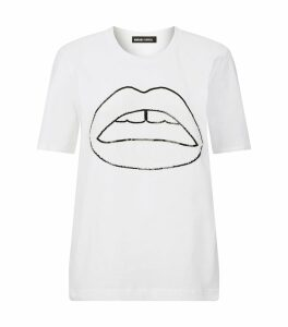 Alex Sequin Lip T-Shirt