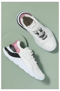 D.A.T.E. Mono Trainers - Pink, Size 40