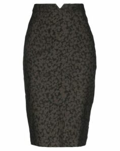 PT01 SKIRTS 3/4 length skirts Women on YOOX.COM