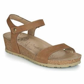 Panama Jack  CAPRI  women's Sandals in Brown