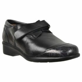 Mateo Miquel  39915  women's Loafers / Casual Shoes in Black