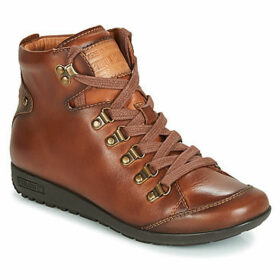 Pikolinos  LISBOA W67  women's Shoes (High-top Trainers) in Brown