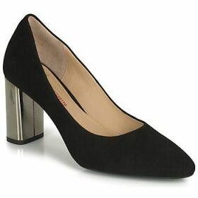 Perlato  11309-CAM-NOIR  women's Court Shoes in Black