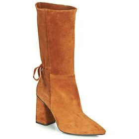 Fericelli  LUCIANA  women's High Boots in Brown