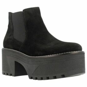 Alpe  3504 11  women's Low Ankle Boots in Black
