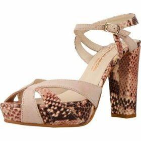 Angel Alarcon  17516 513  women's Sandals in Pink