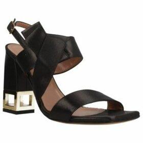 Albano  2498AL  women's Sandals in Black