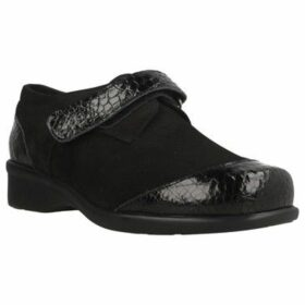 Mateo Miquel  3438 2  women's Casual Shoes in Black