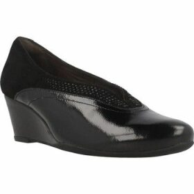 Stonefly  EMILY 5  women's Shoes (Pumps / Ballerinas) in Black